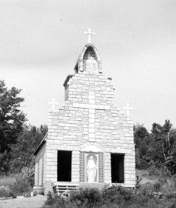 La chapelle d'Emma Curotte