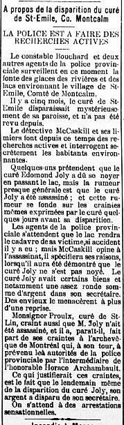 L'Étoile du Nord 25 avril 1901