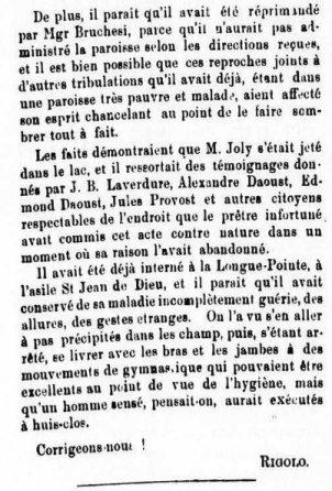 Le Réveil 4 mai 1901