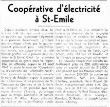 L'Action Populaire 13 septembre 1945