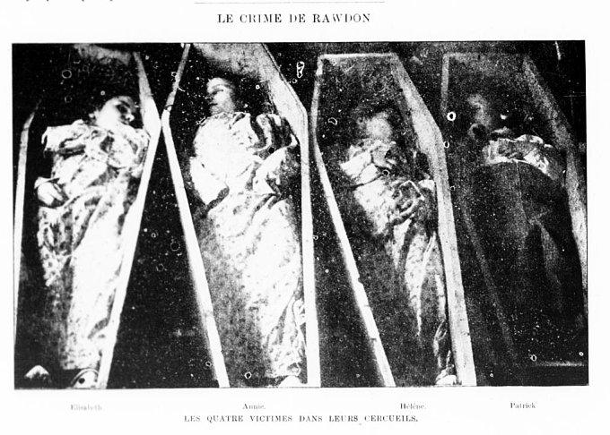 Musée Eden: la photo des victimes