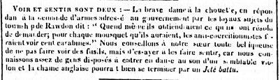 Le Populaire 17 juillet 1837
