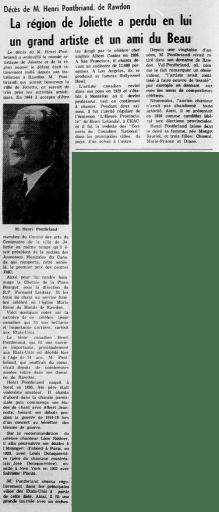 L'Action Populaire 25 juin 1969