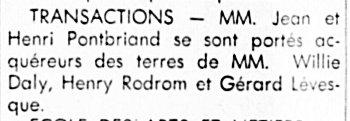 L'Action Populaire 4 janvier 1946