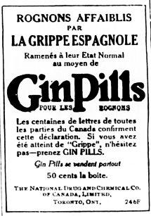 Gin Pills