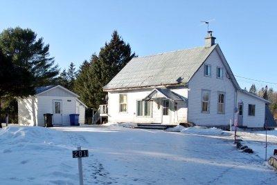 École de rang - Chertsey