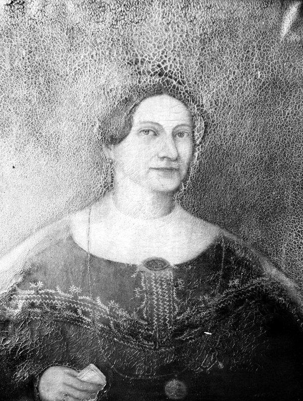 Marie-Antoinette Tarieu Taillant de Lanaudière