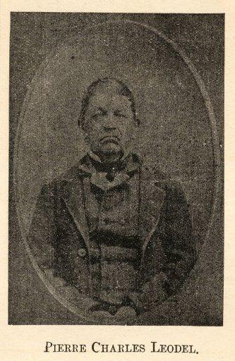 Peter-Charles Lœdel âgé