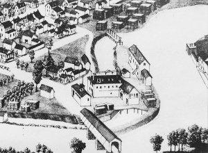 Joliette 1881 détail
