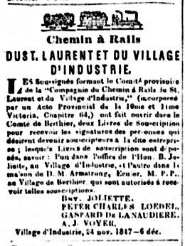 La Minerve 6 décembre 1847