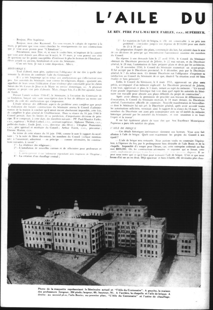 L'Estudiant mai-juin 1946