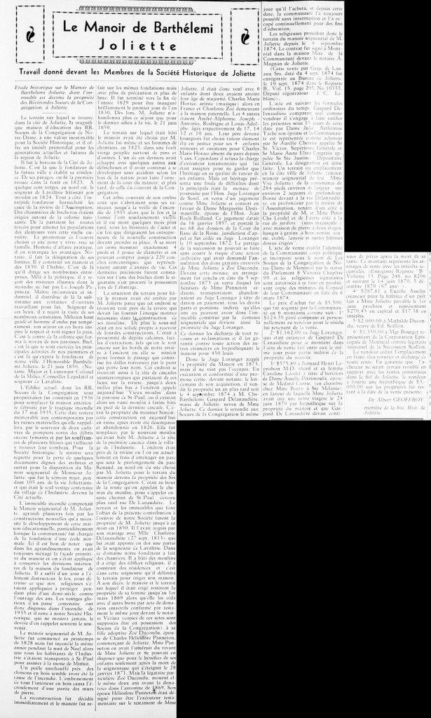 L'Action Populaire 26 septembre 1940