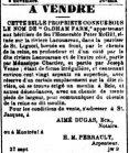La Minerve 23 décembre 1862