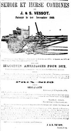 Gazette de Joliette 8 mai 1873