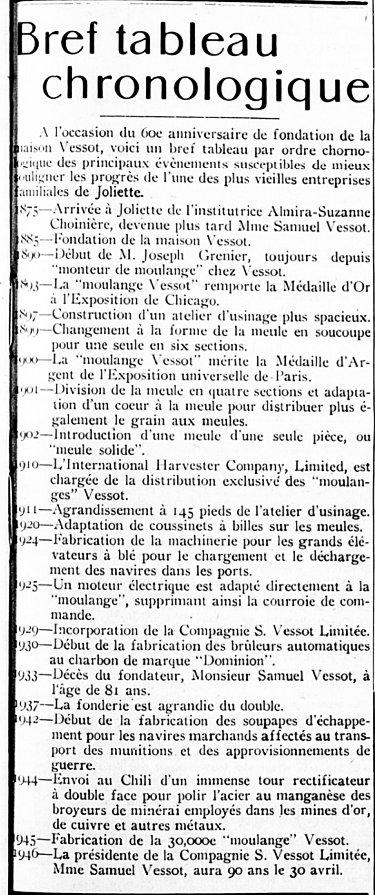 L'Étoile du Nord 15 novembre 1945