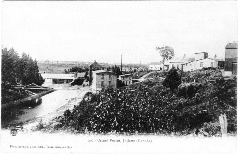 Usines Vessot, Joliette