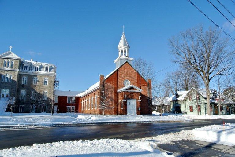 Chapelle St-Joseph, Joliette