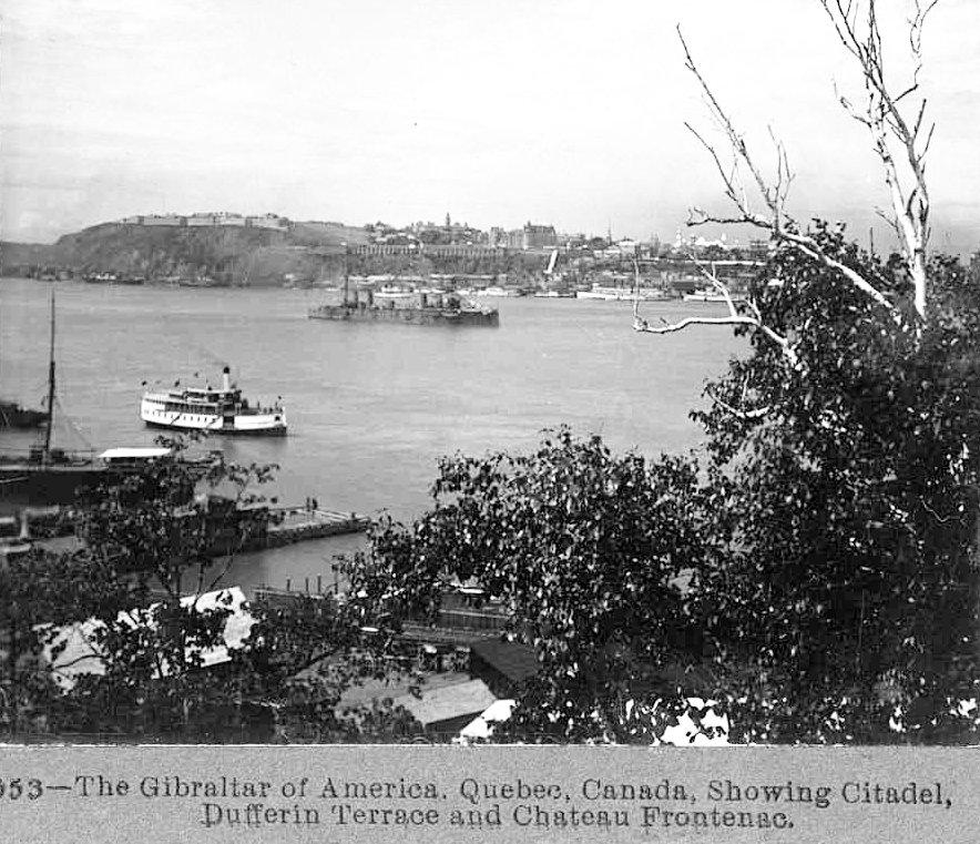 Québec, le Gibraltar d'Amérique