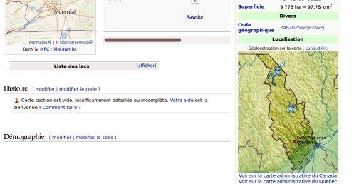 St-Alphonse sur Wikipedia