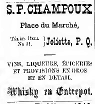 S.P. Champoux