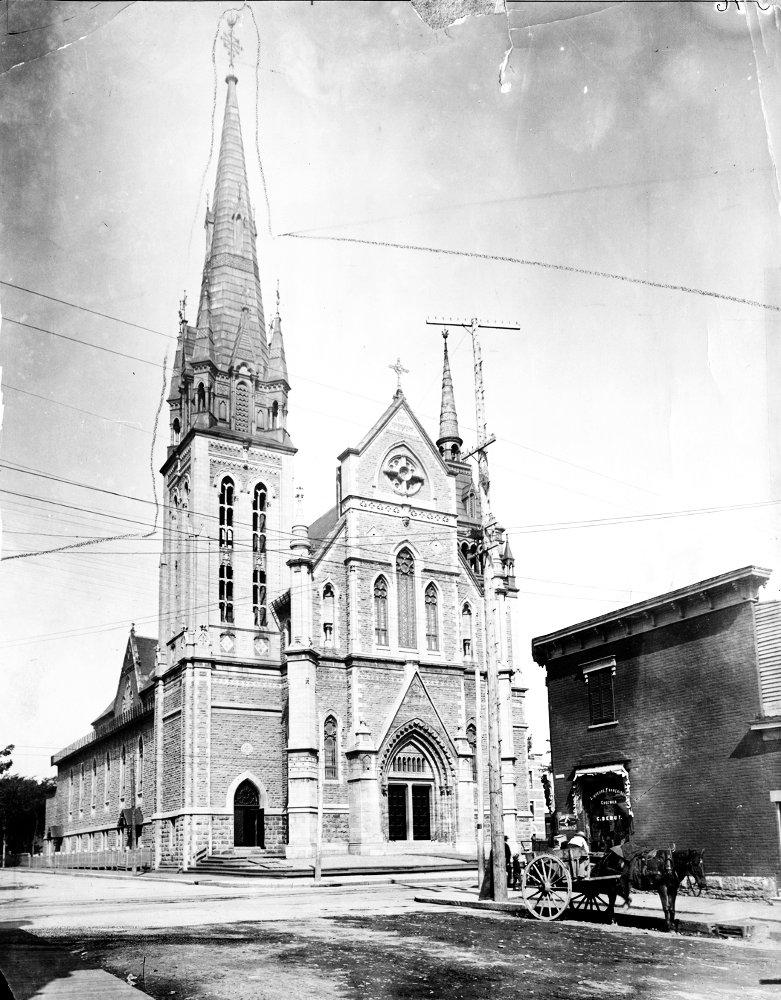 Église Sacré-Coeur montréal