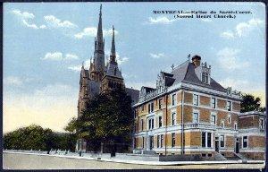 Église Sacré-Coeur-de-Jésus Montréal
