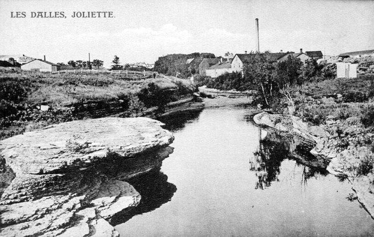 Joliette, les Dalles