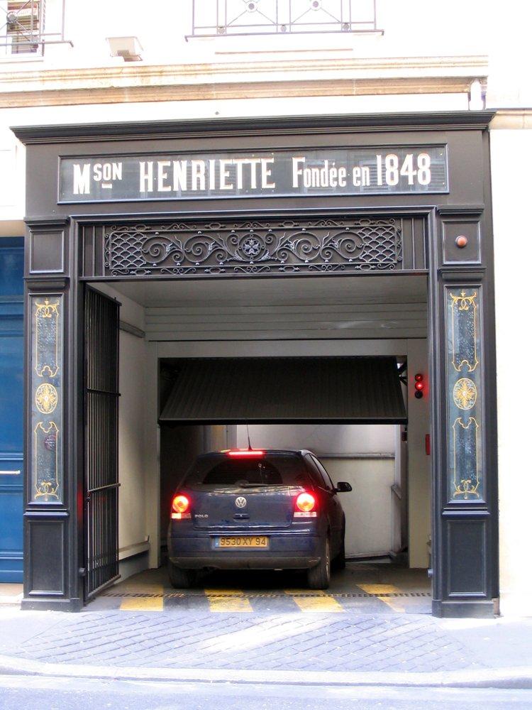 Garage Henriette