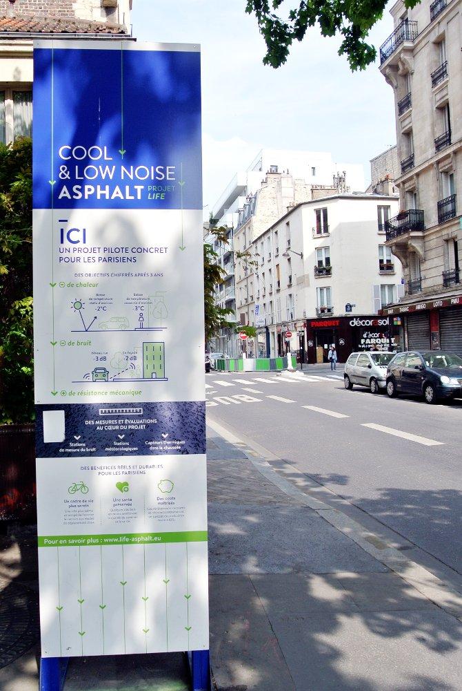 Le visage français de la Ville de Paris