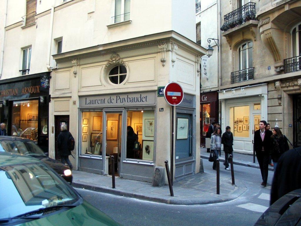 Une petite boutique