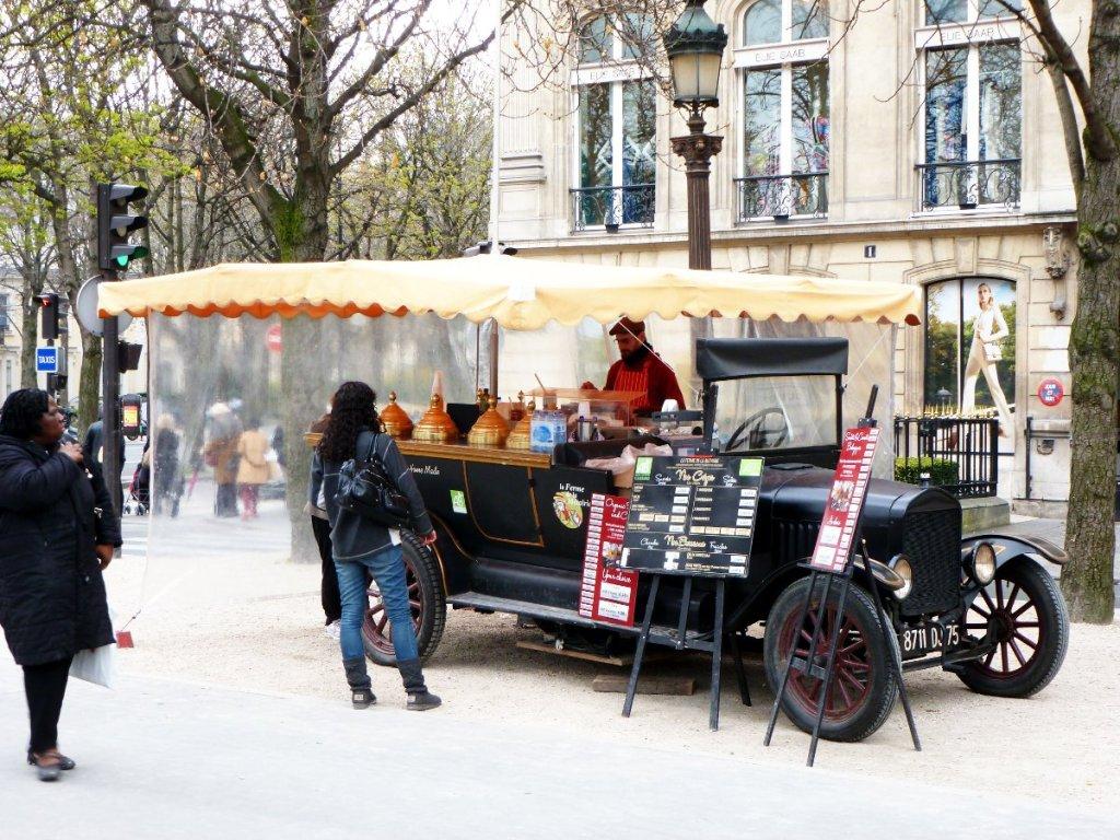 Rond-point des Champs-Élysées