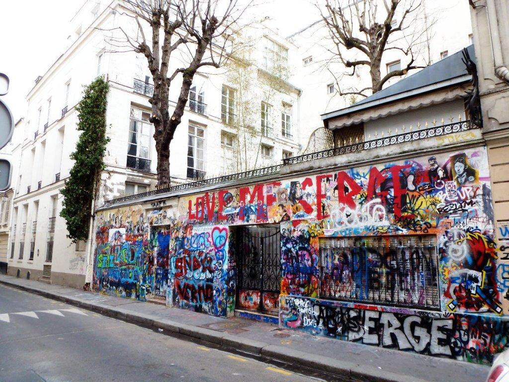 Grafiti coloré