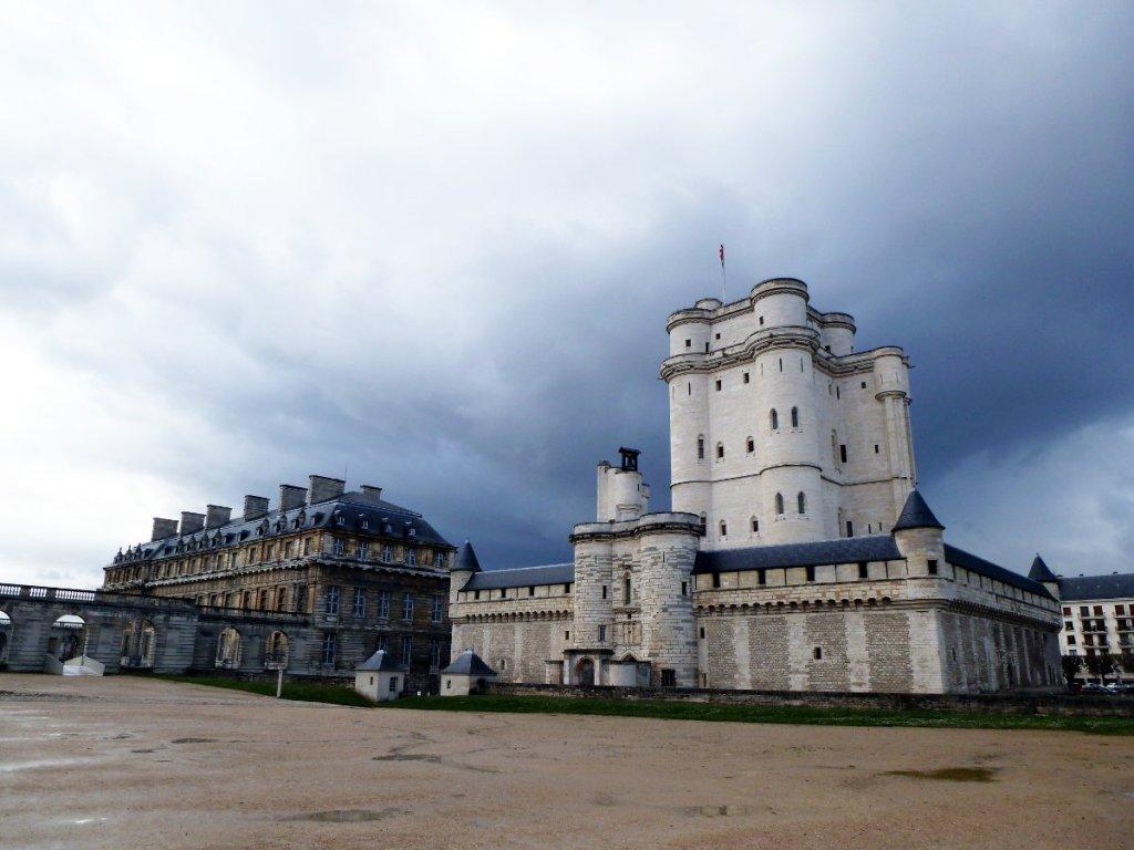 Chateau de Vincennes: le donjon