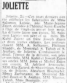 Le Bien Public 27 mars 1923