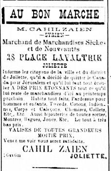 Étoile du Nord 30 avril 1908