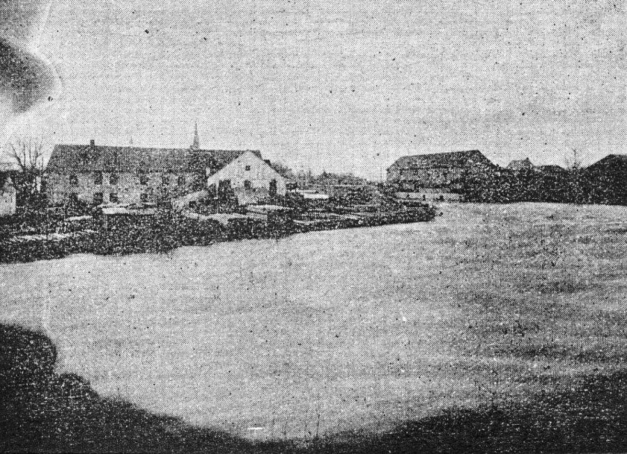Les moulins de Joliette
