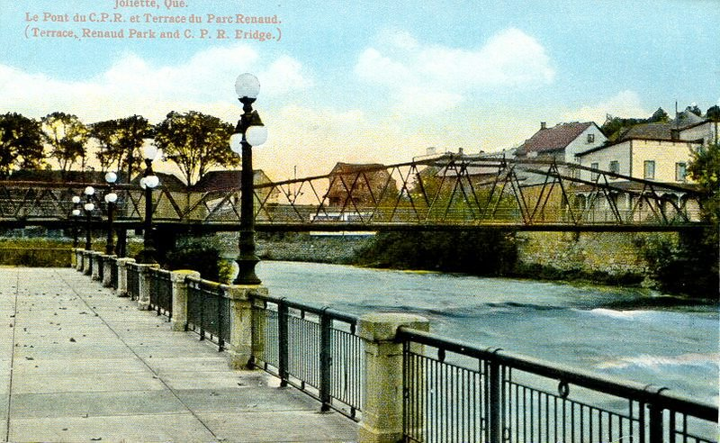 Le pont Chevalier