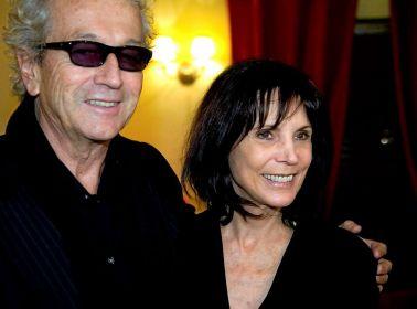 Renée Claude et Luc Plamondon