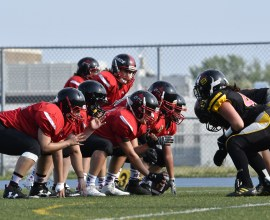 WOMENS TACKLE FOOTBALL