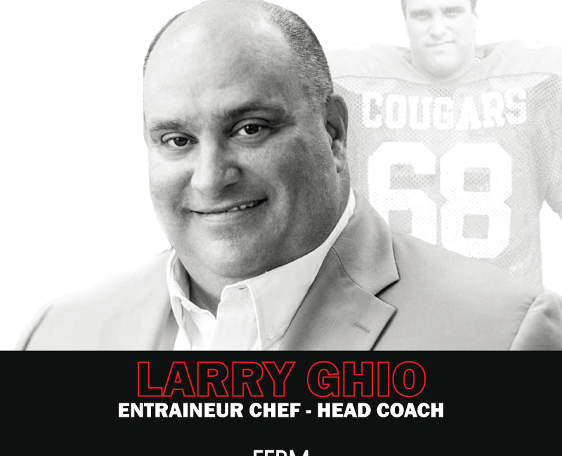 LARRY-GHIO-2019 HEAD COACH MONTREAL BLITZ