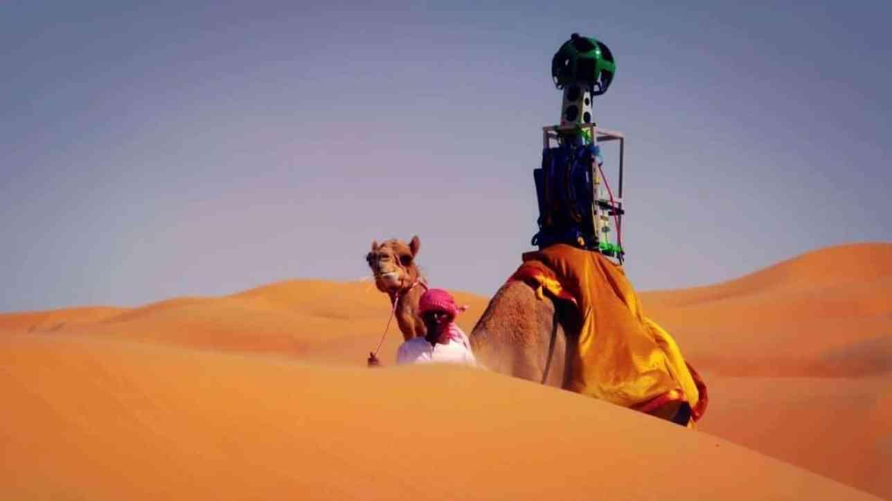 caméra Street View