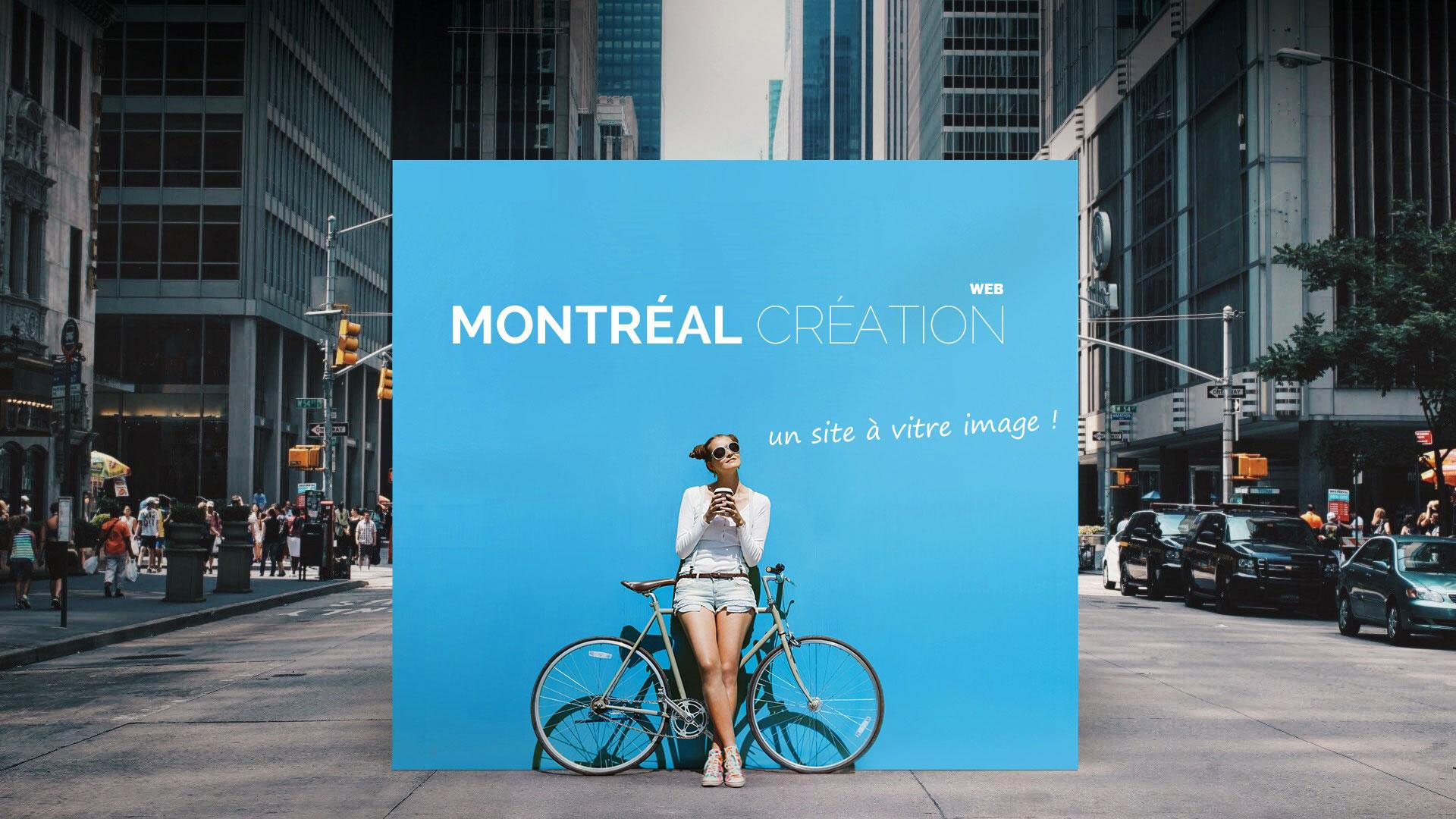 Conception site web Montréal - Agence Web Montréal