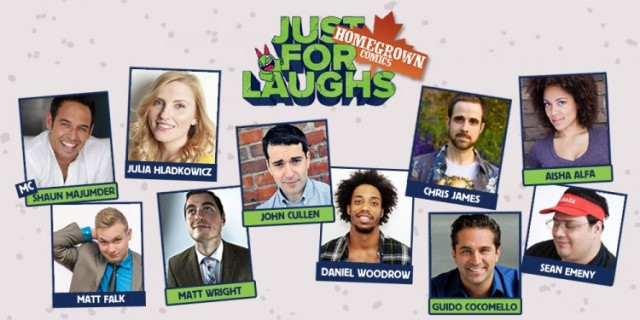Just Laughs 42 Lineup