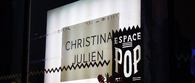 Christina Julien Fashion Event. Photo Lili Hudecova.