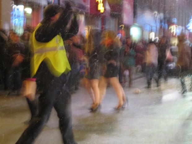 Nuit Blanche. Photo Rachel Levine
