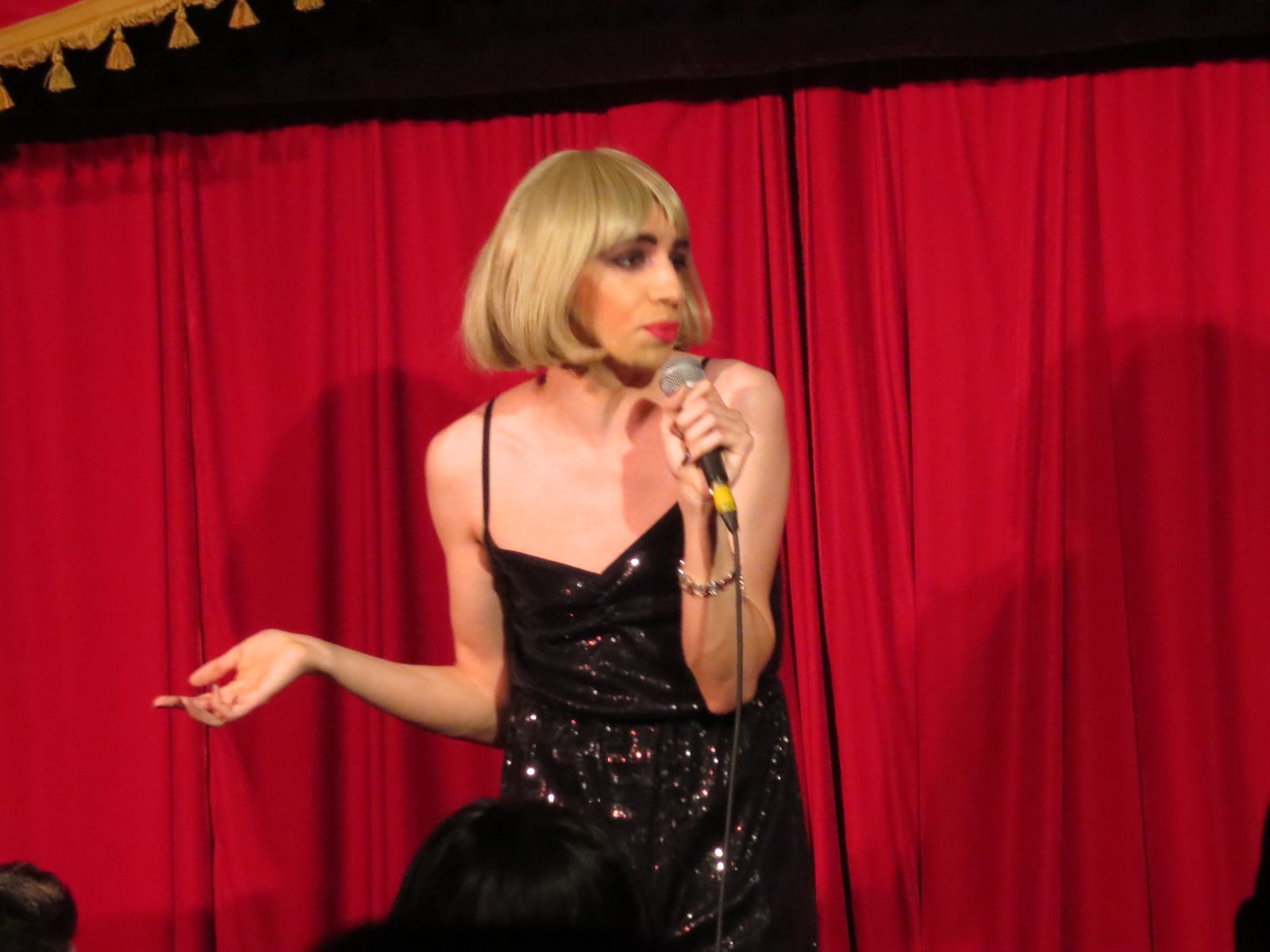 Plenty Of Cheek At Wiggle Room S First Signature Boylesque