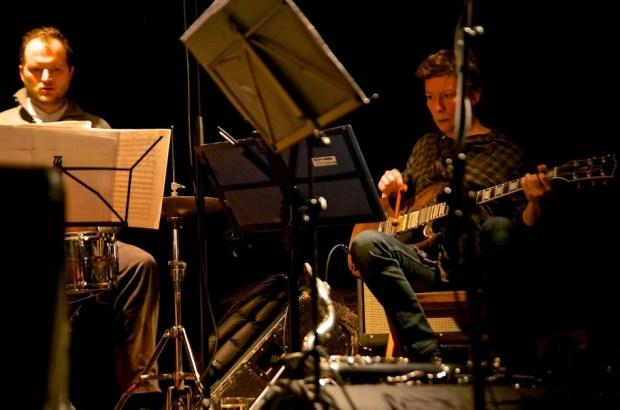 Quartetski does Stravinsky. Photo Claudel Lachapelle.
