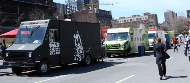 Food Trucks. Photo Rachel Levine