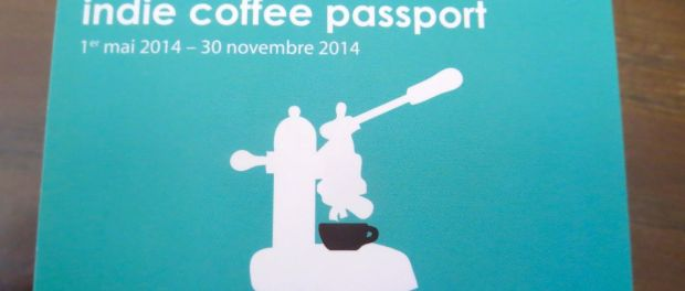 Indie Coffee Passport Montreal. Photo Rachel Levine.