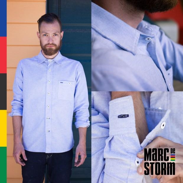 Marc de Storm. The Oxford Shirt